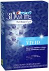 Crest 3d White Vivid Teeth Whitening Strips 12 Count (Dental Care)