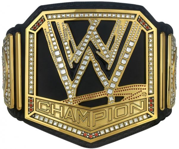 WWE World Heavyweight Championship Adult Size Replica ...