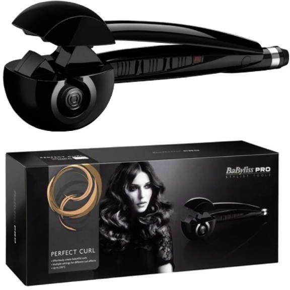 babyliss pro miracurl nano price review and buy in dubai. Black Bedroom Furniture Sets. Home Design Ideas