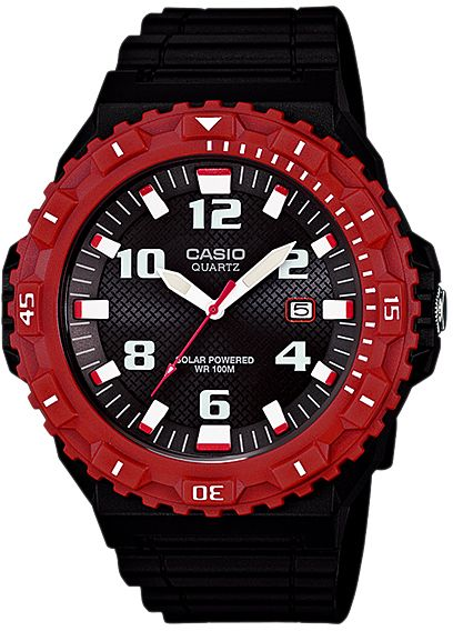 c116062c34d2 Solar Powered Watch for Men by Casio