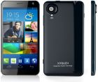 Xtouch X1 Dual SIM - 4GB, Wifi, 3G + Wifi, Black (Mobile Phone)
