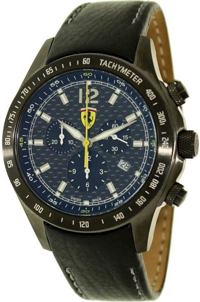 f8ddb97948d05 ساعة فيراري رجالي Ferrari Men s Watch FE-07-GUN-FC