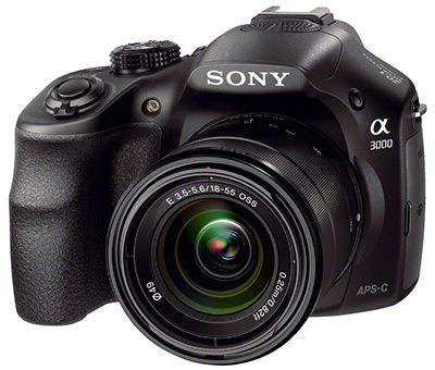 Sony DSLR CAMERA Alpha ILCE-3000, price, review and buy in Dubai ...