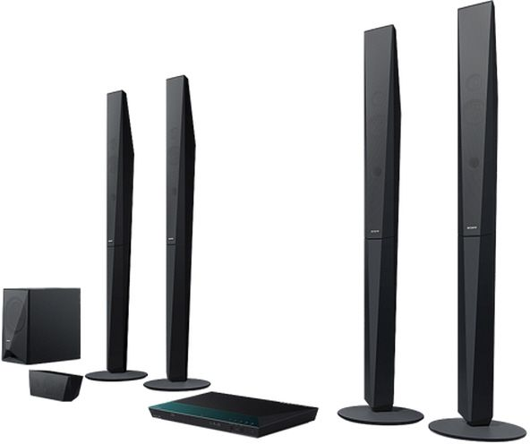 home theater sony 1000w. sony blu-ray home cinema system with nfc and bluetooth - bdv-e6100, price, review buy in dubai, abu dhabi rest of united arab emirates | souq.com theater 1000w