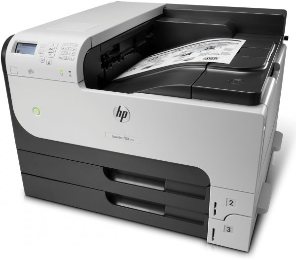 souq hp laserjet enterprise 700 printer m712dn cf236a white uae. Black Bedroom Furniture Sets. Home Design Ideas