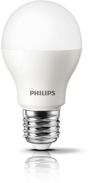 Philips LED bulb 7W (60W) E27 cap Cool daylight, price ...