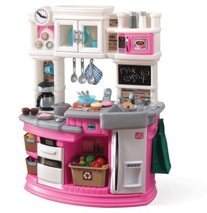 Step2 Lil Chefs Gourmet Kitchen Pink (837700), price, review and ...