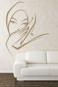 Vinyl Say Brown-15x15-0880timewith Family Rules Wall Decal
