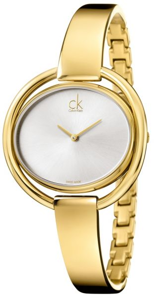 0bda72169 Calvin Klein K4F2N516 For Women (Anaolg, Casual Watch)