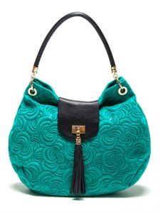 Luisa Vannini Women's Designed Texture Hobo Bag, price, review and ...