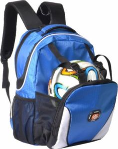 e8f3e8b8817b Ambest Sports with Ball Pocket Backpack for Men - Blue
