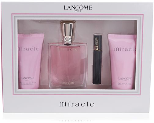 Lancome Miracle Gift Set, price, review and buy in Dubai, Abu ...