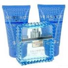 Versace Eau Fraiche 3 Pc Mini Gift set for Men With Perfume , Shower Gel and After Shave Balm (Fragrance Gift Set)