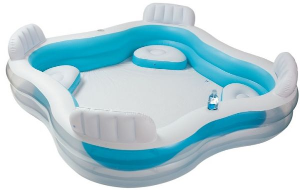 Intex 56475 Swim Center Family Lounge Pool Souq Uae