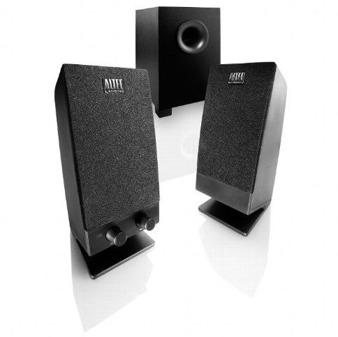 Altec Lansing Bxr1321 2 1 Channel PC Speaker System VillMan Source · 118 00 AED