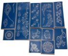Henna Stickers  Asticrat (Beauty Tools and Accessories)