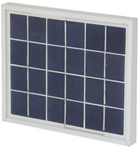 Elekta Solar Panel - Blue and White [ERT-SP12]