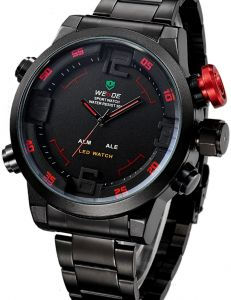 Weide for Men - Analog Stainless Steel Watch afdc63d7819