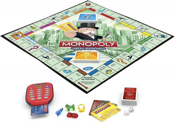 hasbro monopoly electronic banking game a7444 price. Black Bedroom Furniture Sets. Home Design Ideas