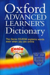 OXFORD ADVANCED LEARNERS DICTIONARY 8TH ED (English) 8th Edition