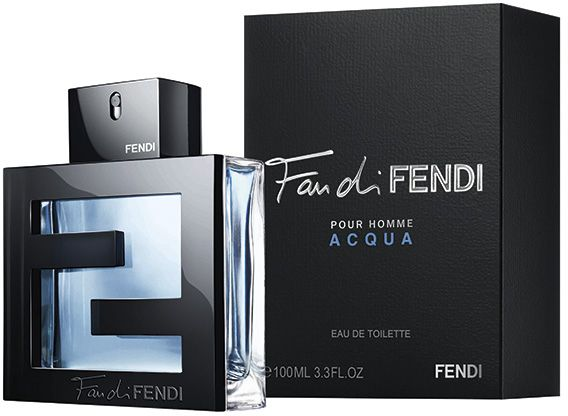 fd81bd843378 Fendi Fan di Fendi pour Homme Acqua for Men -100ml