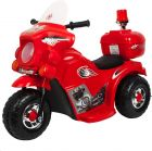 Kid's Ride On Motorcycle, Red - ZH9886-ZR (Scooter & Ride-On)