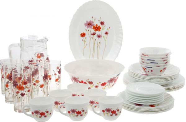 This item is currently out of stock  sc 1 st  Souq.com & Souq | Luminarc Country Flower Dinnerware Set of 45 Piece DG1240 | UAE