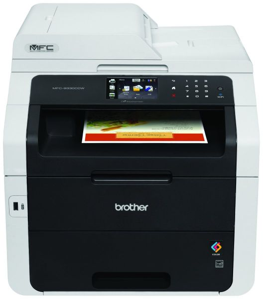 Souq Brother Laser All in One Printer with Duplex and Wireless