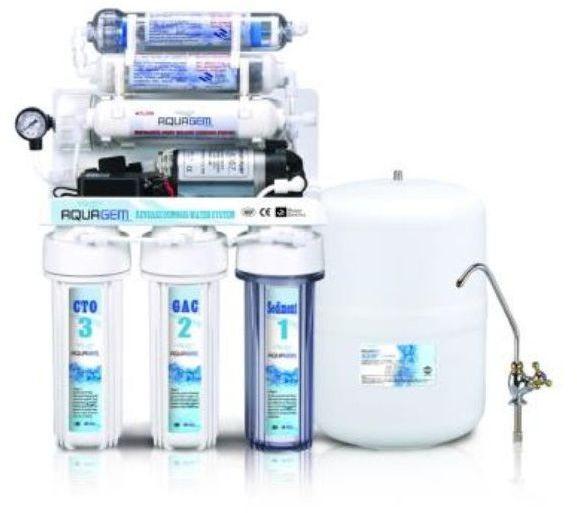 aqua gem water filter 7 stages price review and buy in dubai abu dhabi and rest of united. Black Bedroom Furniture Sets. Home Design Ideas