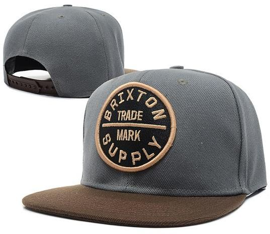brixton supply trade mark American and European street fashion hip ... 737e739ee34