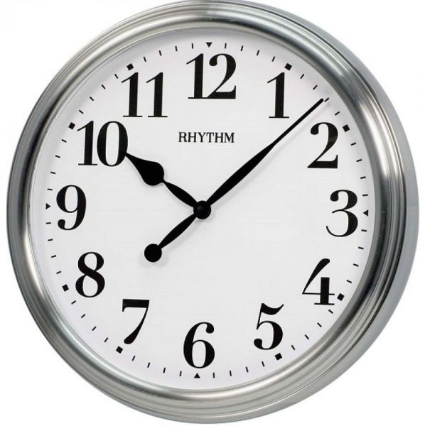 Rhythm Quartz Wall Clock Cmg766nr19 price review and buy in