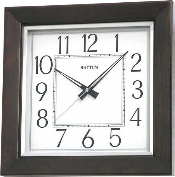 Rhythm Wall Clock Cmg986nr06 price review and buy in Dubai Abu