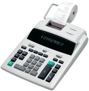 Casio Dr 270tm Printing Calculator White Souq Uae