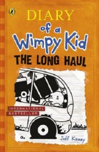 Diary of a Wimpy Kid - The Long Haul (English)(Hardcover)