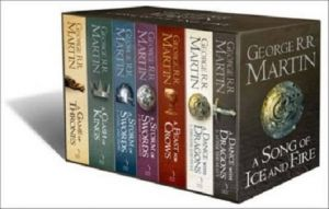 A Game of Thrones - The Story Continues - The Complete Box Set