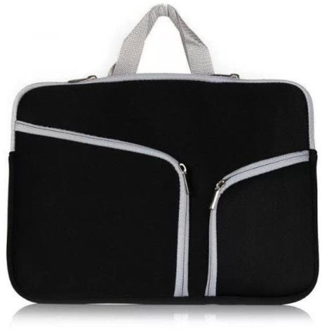 Laptop Bag Neoprene Sleeve Case Cover Skin For Apple MacBook Pro Air 13  Inch Black  b2c593fbd