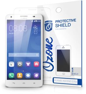 Ozone Crystal Clear HD Screen Protector Scratch Guard for Huawei Ascend G750