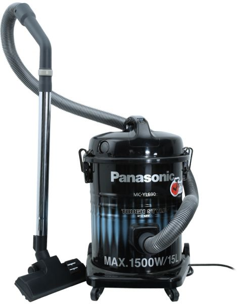 panasonic mcyl690 canister vacuum cleaner - Canister Vacuum Reviews