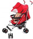 Seebaby Umbrella Type Stroller S02-1(Red,10011) (Baby Gear)