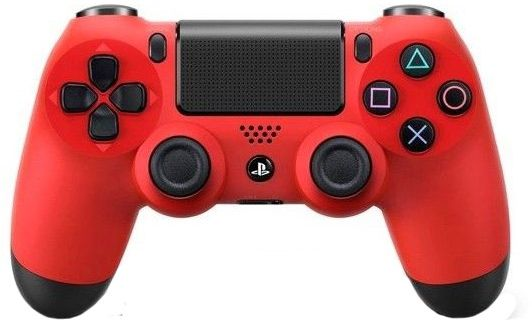 PS4 Controller Red Color | Souq - UAE