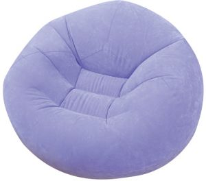 Intex Inflatable Air Bin Chair Lilac 68569l