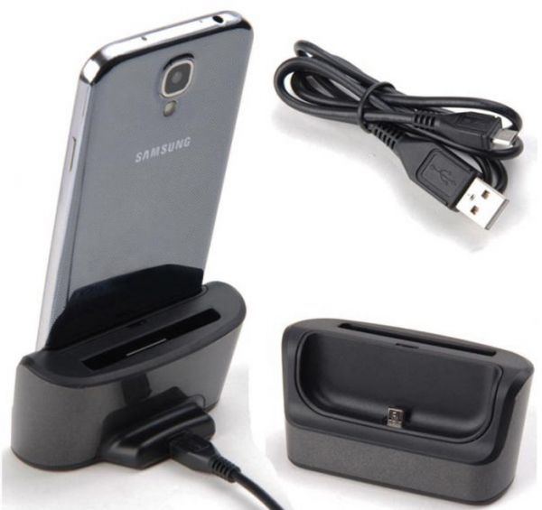 Galaxy S4 LTE ( i9506 ) 3-in-1 Data, Charging & Battery Charger ...