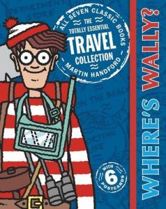 Where's Wally The Totally Essential Travel Collection