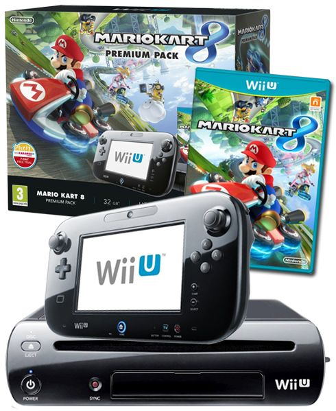 souq mario kart 8 wii u premium pack pal uae. Black Bedroom Furniture Sets. Home Design Ideas