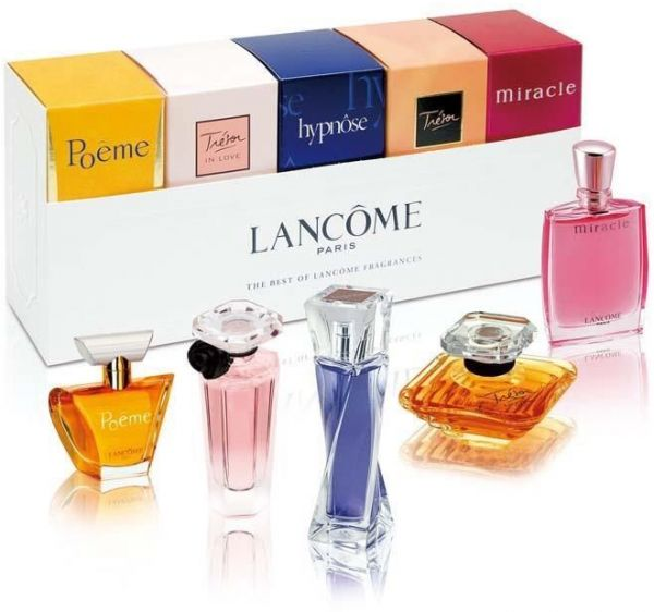 Lancome Eau de Parfum 5 Pcs. Gift Set for Women, price, review and ...