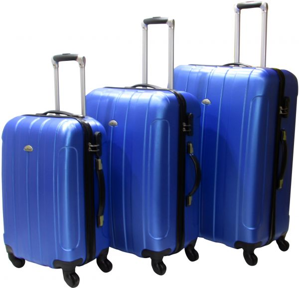 Highflyer 3 Piece Lineage Trolley Luggage Set, price, review and ...
