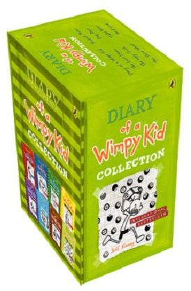 Diary of a wimpy kid set of 8 books price review and buy in this item is currently out of stock solutioingenieria Gallery