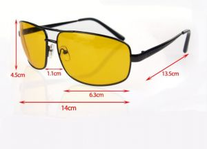 719d7a1cd3 Glasses HD High Definition Night Vision Yellow Lens glasses
