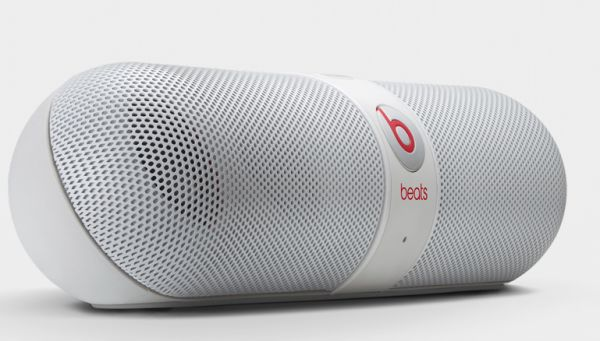 Beats Pill Bluetooth Speaker with USB And micro SD card reader White ... 1deaf49ab913