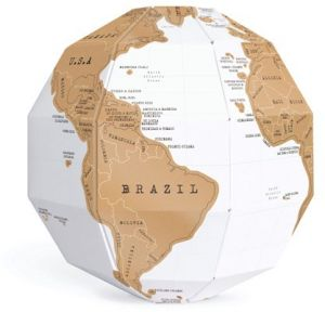 Sale on maps atlases globes other oman souq luckies scratch globe gumiabroncs Images